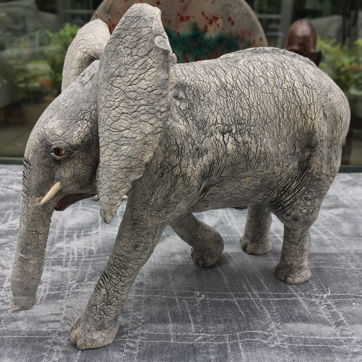 Elephant Animal Sculpture