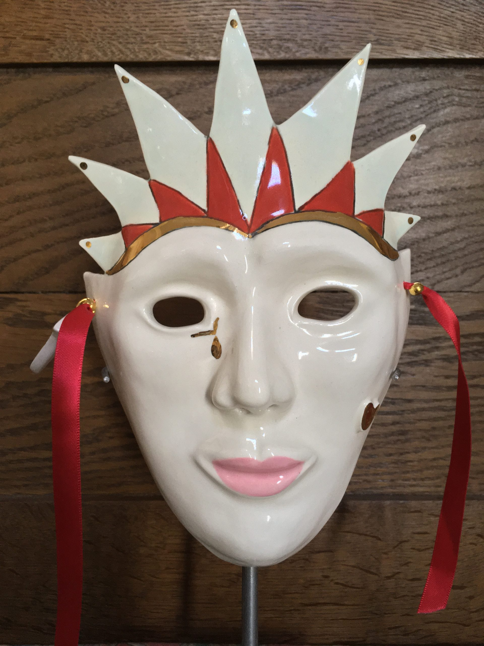 'Liberty' Venetian Mask